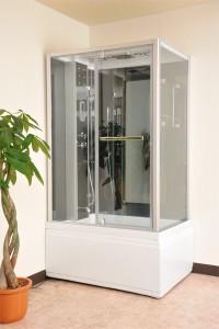 シャワーユニット浴槽タイプ