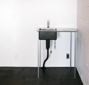 オープンカウンターコンパクトキッチン