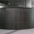 耐候性鋼の素材感を活かし内外装仕上材にまで進化させた「ARTSTEEL」|株式会社フロント