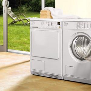 ミーレビルトイン洗濯機乾燥機