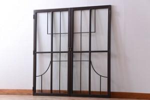 和製アンティーク窓