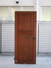 木製アンティークドア
