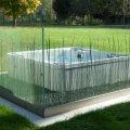 自然素材を挟み込んだラミネートガラス|GLASS INSPIRATION社