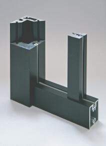 ガラス用アルミフレーム